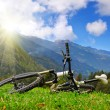 Bicycle tourism concept — Foto de stock #7333871