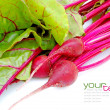Fresh beet roots — Stock Photo #7337587