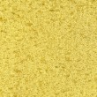 Yellow sponge texture - Stock Photo