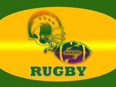 Rugby sport — Stock Photo