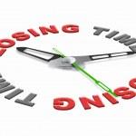 Loosing time — Stock Photo