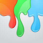 RGB background — Stock Vector