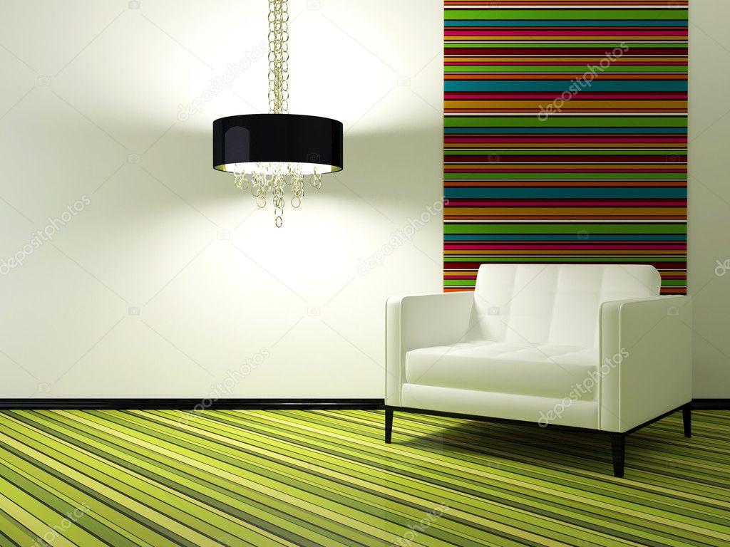 Interior Design Of Modern Living Room Stock Photo Kosheen 7866822