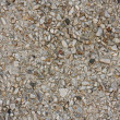 Small-sized gravel - can be used as background. — Stock Photo