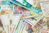 Geld kazachstan — Stockfoto