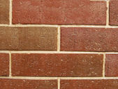 Wall from the bricks. Background, texture — Stock Photo