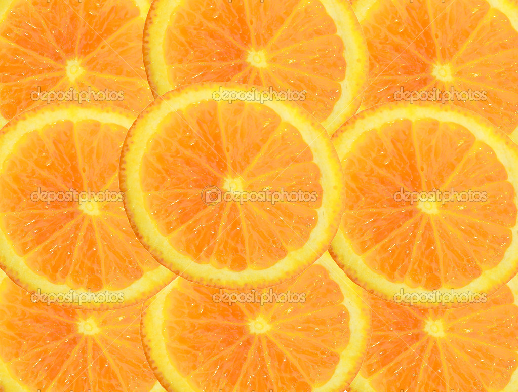 Orange background — Stock Photo #6864926