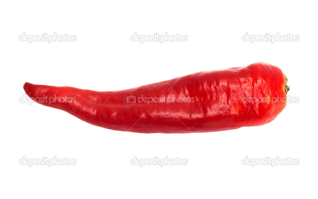 Red chilly  — Stock Photo #6865856