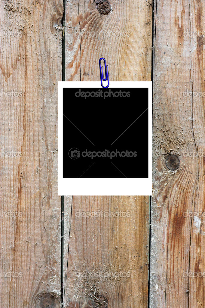 Wooden background of the harvest with frame  Stock Photo #6867956