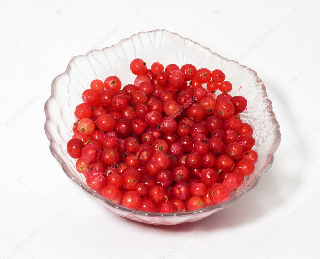 Red currant  — Stock Photo #6867983