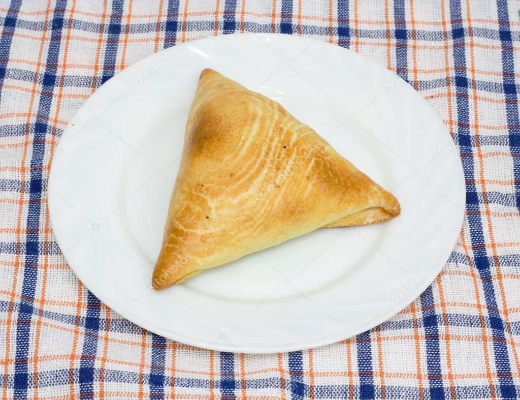 Samosa  — Stock Photo #6869274