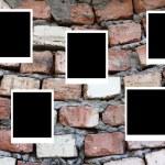 Постер, плакат: Brick wall texture