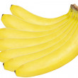 Stock Photo: Banana bundle