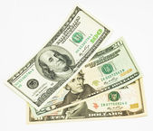 美元 — 图库照片