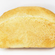 Stock Photo: Bread isolated over white background