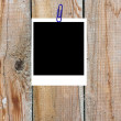 Stock Photo: Wooden vintage background