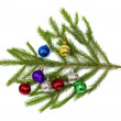 Christmas decoration — Stock Photo #7486355