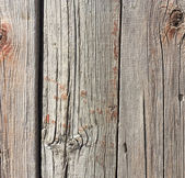 Gros plan des panneaux de clôture en bois gris — Photo
