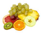 Dojrzałe owoce tropikalne — Zdjęcie stockowe