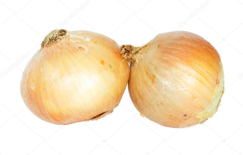 Pair of onions — Stock Photo #7486218