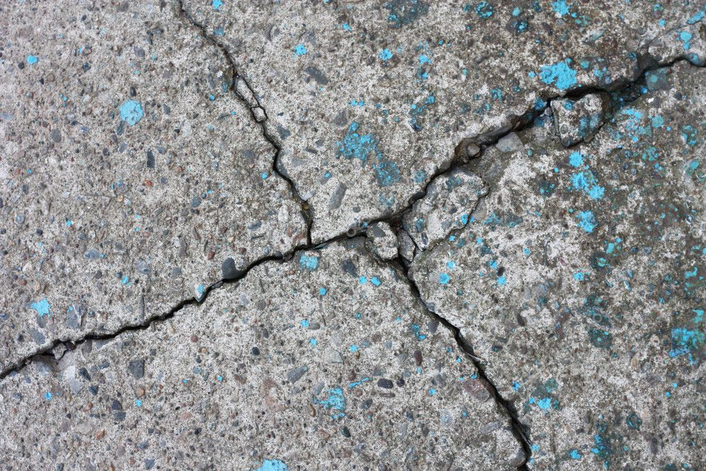Cracked wall background  Stock Photo #7486730