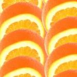 Orange background — Stock Photo
