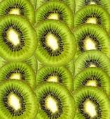 Kiwi background — Stock Photo