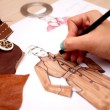 Постер, плакат: Fashion Design