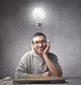 Elektrische geleiders — Stockfoto