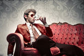 Winetaster — Stock Photo