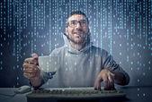 Programmeur — Stockfoto
