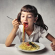 Spaghetti — Stock Photo #7294576