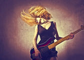 Rock and roll — Stock Photo