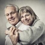 casal sênior — Foto Stock