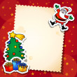 Christmas background — Stock Vector #7139369