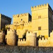 Castle of Ampudia, Castile and Leon, Spain — Stock Photo