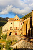 Nuestra senora de valvanera monastero, la rioja, spagna — Foto Stock