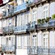 Quarter of Ribeira, Porto, Portugal - Stock Photo