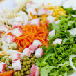 Vegetable salad — Stock Photo #6772091