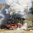 Steam train, Germany — Stock Photo