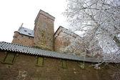 Haut-Koenigsbourg Castle, Alsace, France — Stock Photo