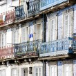 Stock Photo: Quarter of Ribeira, Porto, Portugal