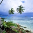 Anse Severe, La Digue, Seychelles - Stock Photo