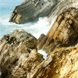 Cliffs at Sao Pedro de Moel — Stock Photo