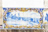 Tiles, Portugal — Stock Photo