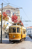 Tram, Porto, Portugal — Stock Photo