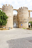 Porta de Beja in Serpa — Stock Photo