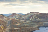 Minas de Riotinto, Spain — Stock Photo