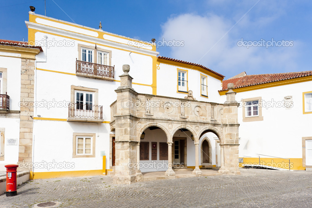 Crato Portugal  City pictures : Crato, Alentejo, Portugal — Fotografias de Stock © phb.cz #7441823