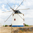 Windmill near Beja, Alentejo, Portugal — Stock Photo